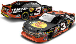 Austin Dillon Bass Pro Shops Nationwide NASCAR