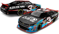 Austin Dillon Advocare Nationwide Camaro