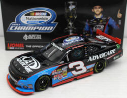 Austin Dillon 2013 Advocare Nationwide Champion