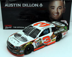 Austin Dillon 2014 Realtree Bad Boy