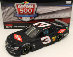Austin Dillon Daytona 500 Test Car