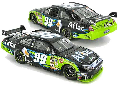 Carl Edwards 2010 Aflac NASCAR Diecast