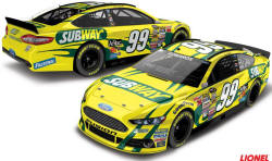 Carl Edwards 2014 Subway Sprint Cup