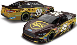 Carl Edwards 2014 UPS Logistics NASCAR