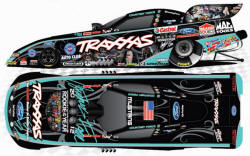 Courtney Force Traxxas Rookie of the Year