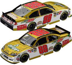 Dale Earnhardt Jr Bristol 50th Anniversary
