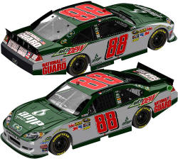 Dale Earnhardt Jr 100th Anniversary of Chevrolet