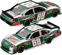 Dale Earnhardt Jr 2011 Diet Mountain Dew