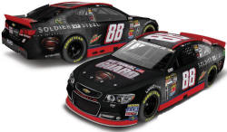 Dale Earnhardt Jr 2013 Soldier of Steel / Superman