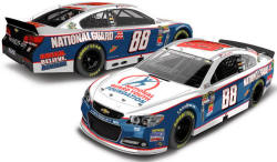 Dale Earnhardt Jr National Guard Youth Foundation Diecast