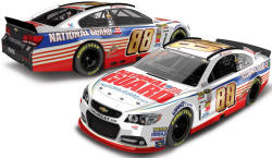 Dale Earnhardt Jr 2014 National Guard Diecast