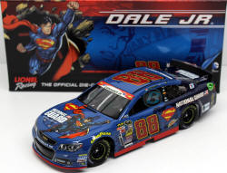 Dale Earnhardt Jr 2014 Superman NASCAR