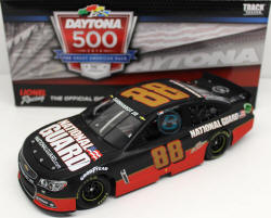 Dale Earnhardt Jr 2014 Daytona 500 Test Car