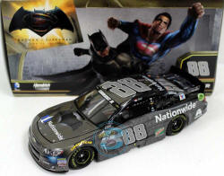 Earnhardt Jr 2016 Batman vs Superman diecast