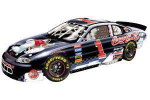 Dale Earnhardt Jr 1998 Coke Polar Bear NASCAR diecast