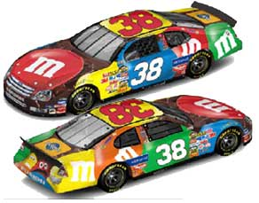 David Gilliland 2007 M&M's NASCAR Diecast