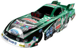 John Force Elvis Funny Car