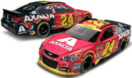 Jeff Gordon Axalta Radiant Red