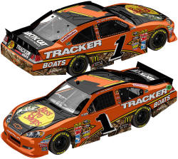 Jamie McMurray Bass Pro Shops