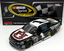 Jamie McMurray Auburn University Talladega Win
