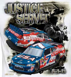 Josh Wise We Salute You Tee