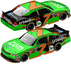 Kasey Kahne 2011 Go Daddy Verisign