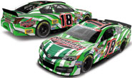 Kyle Busch 2014 All Battery Center