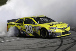 Matt Kenseth Dollar General Chicago Winner