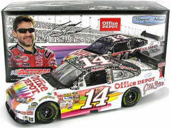 Tony Stewart Back to School NASCAR