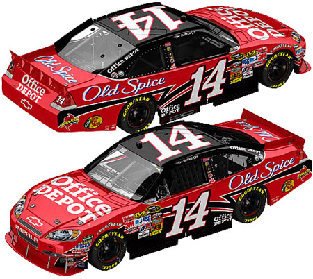 Tony Stewart 2010 Office Depot Atlanta Win