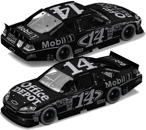 Tony Stewart 2011 Office Depot Stealth