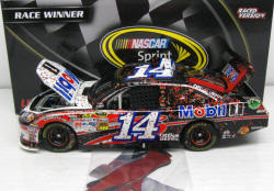 Tony Stewart 2012 Coke Zero 400 Raced Version