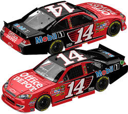 Tony Stewart 2012 Office Depot NASCAR
