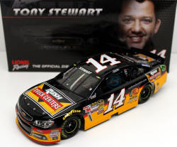 Tony Stewart 2014 Rush Truck Center