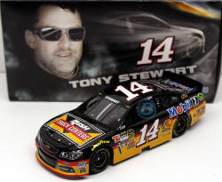 Tony Stewart 2015 Rush Truck Center