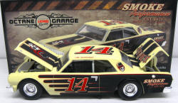 Tony Stewart 1964 Smoke Chevelle